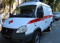 Минздрав передал Сухуму две новые линейные машины скорой помощи